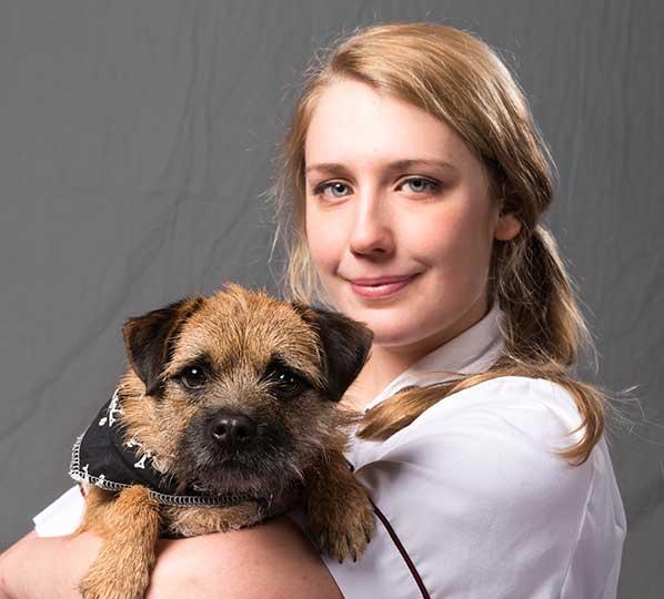 Corrine Flynn, Veterinary Nurse at Dovecote Veterinary Hospital