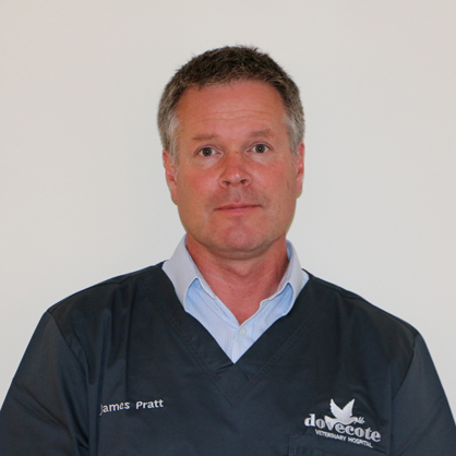 James Pratt, Dovecote Veterinary Hospital